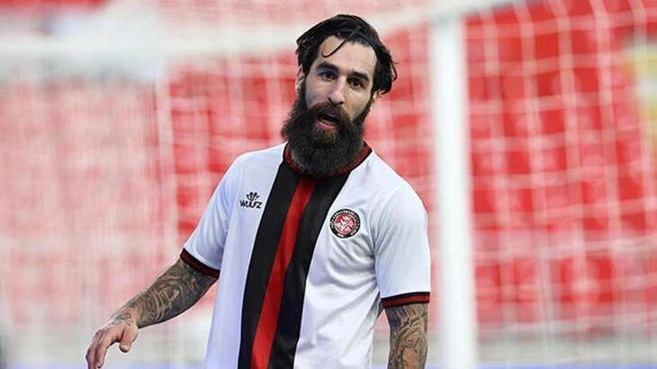 Karagümrük'te Beşiktaş maçında 4 eksik
