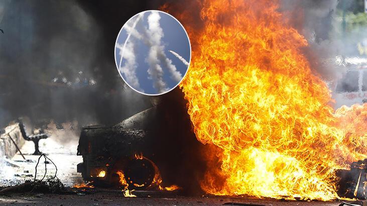 Son dakika... Netanyahu'dan küstah tehdit! Enerji tesisi vuruldu, sirenler çalmaya başladı...