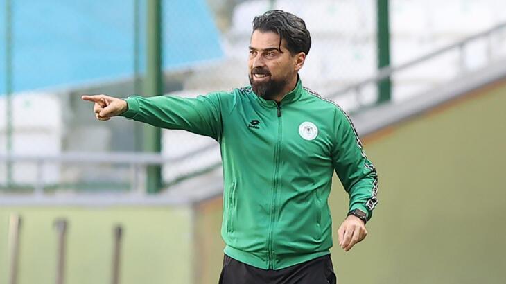İttifak Holding Konyaspor Teknik Direktörü İlhan Palut: Ligi en iyi yerde bitirmek için Antalyaspor ile oynayacağımız son maça hazırlanacağız