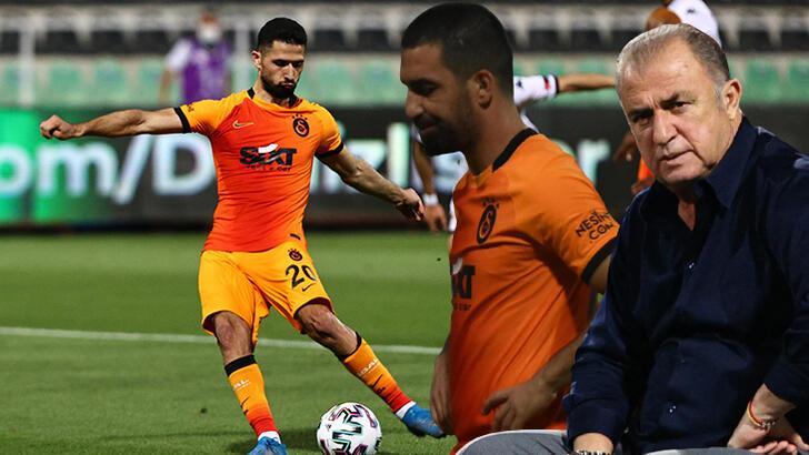 Son dakika - Denizlispor - Galatasaray maçında Emre Akbaba'ya büyük tepki!