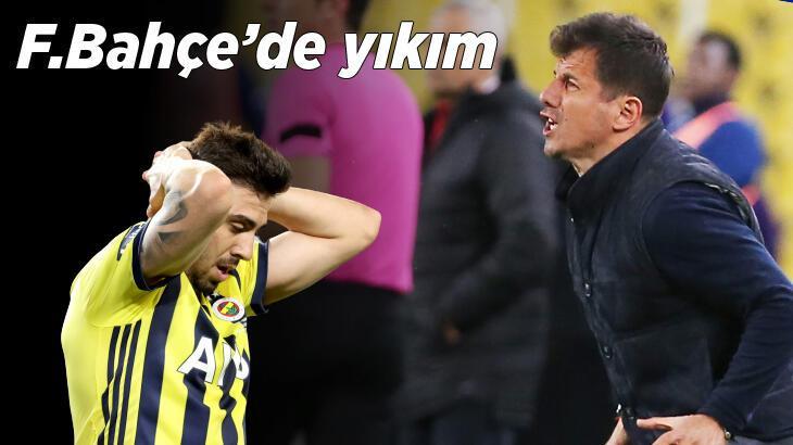 Son dakika haberleri - Fenerbahçe Sivasspor maçına damga vurdu! Emre Belözoğlu çılgına döndü