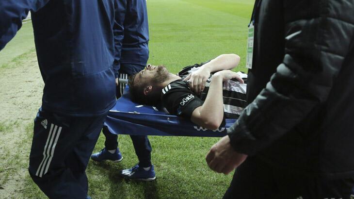Son dakika - Beşiktaş'tan Adem Ljajic açıklaması: Omzu çıktı
