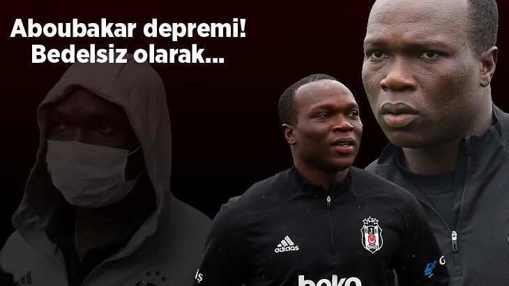 Son dakika haberi - Aboubakar bedelsiz olarak! Beşiktaş'ta deprem etkisi yarattı, TFF resmen açıkladı...
