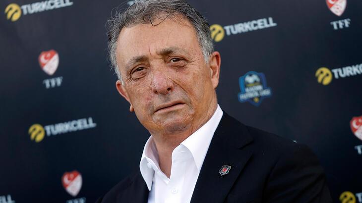 Beşiktaş Kulübü Başkanı Ahmet Nur Çebi'den bayram mesajı