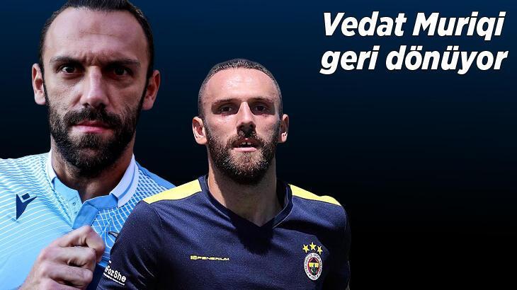 Son dakika transfer haberi - Vedat Muriqi Süper Lig'e geri dönüyor! Kiralık olarak...