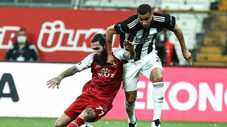 Fatih Karagümrük'ten Beşiktaş'a sert açıklama