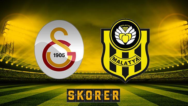CANLI ANLATIM | Galatasaray - Yeni Malatyaspor