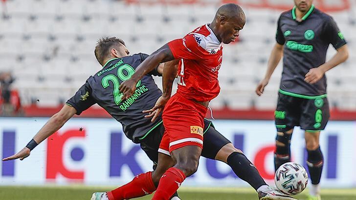 Antalyaspor-Konyaspor: 0-0