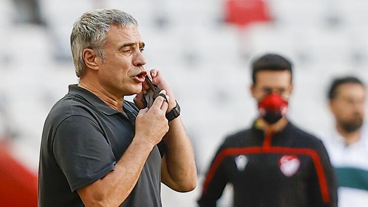 Son dakika - Ersun Yanal'dan Beşiktaş mesajı!