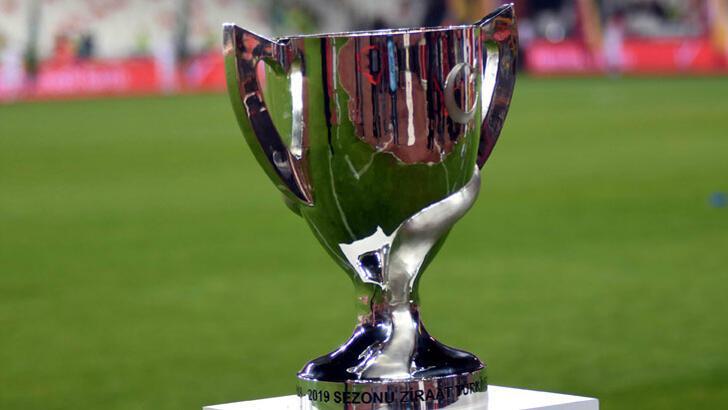 Son dakika - TFF'den Ziraat Türkiye Kupası Finali için seyirci kararı