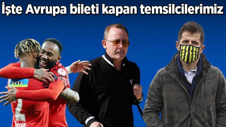 Son dakika haberi - Beşiktaş Türkiye Kupası'nı kazandı, Avrupa Kupaları'na katılacak temsilcilerimiz belli oldu! Fenerbahçe, Galatasaray, Sivasspor...
