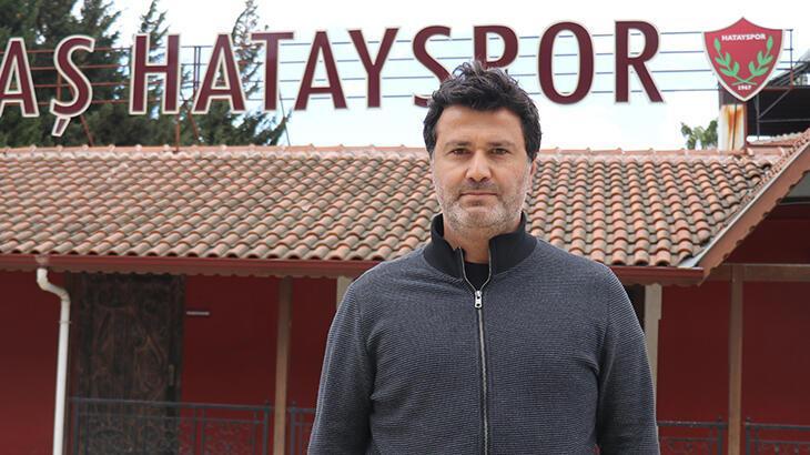 Hatayspor Sportif Direktörü Fatih Kavlak görevinden istifa etti