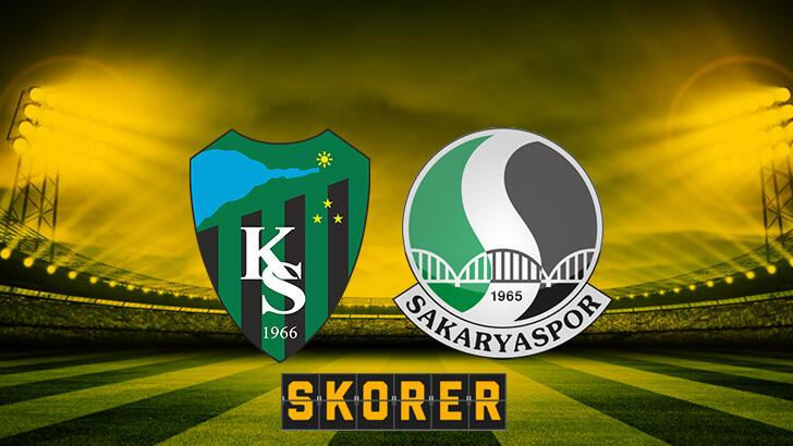 Nefesler tutuldu! Kocaelispor-Sakaryaspor play-off final maçı ne zaman saat kaçta hangi kanalda?