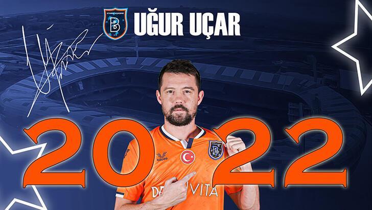 Son dakika - Başakşehir, Uğur Uçar ile sözleşme imzaladı!
