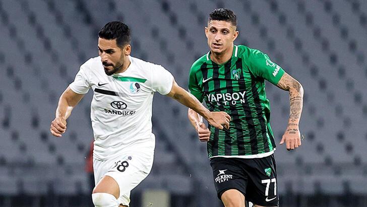 Kocaelispor - Sakaryaspor: 4-0! Kocaelispor TFF 1. Lig'e yükseldi