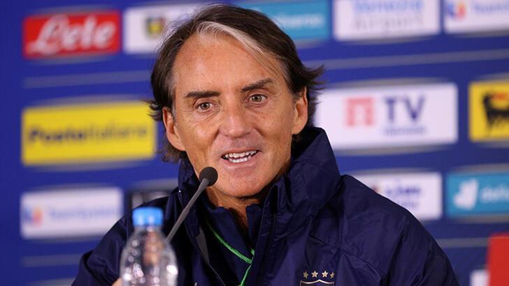 """Son dakika - Roberto Mancini: """"Umarım Burak yarın bize gol atmaz"""""""