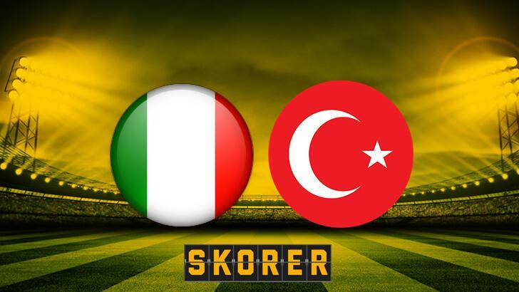 İtalya-Türkiye maçı bu akşam saat kaçta hangi kanalda, şifresiz mi? EURO 2020 A grubu açılış maçı...