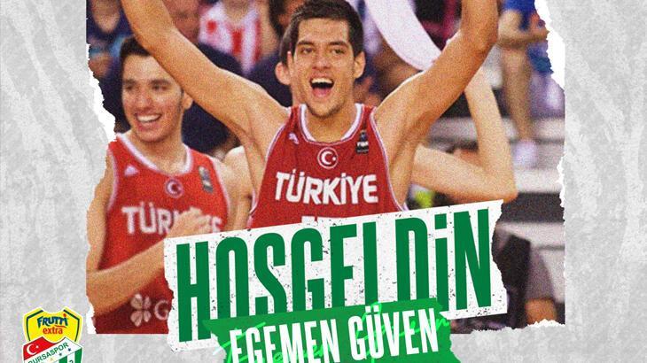 Frutti Extra Bursaspor, Egemen Güven'i transfer etti