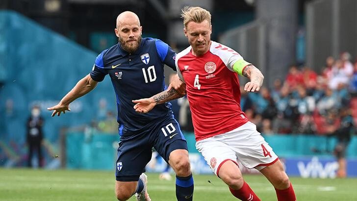 Finlandiya, Danimarka'dan 3 puanı kaptı!
