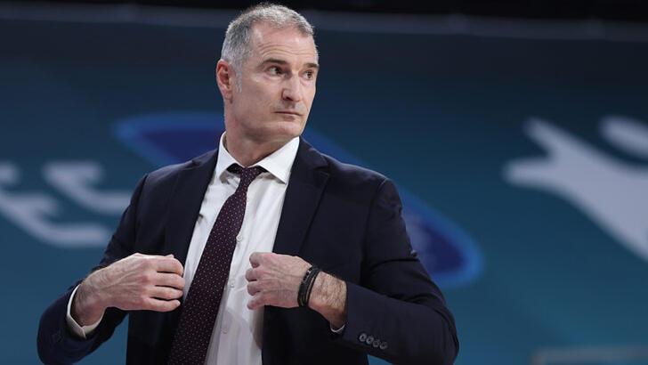 Gaziantep Basketbol'dan başantrenör Markovic'e veda
