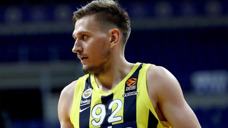 Son dakika - Fenerbahçe Beko, Edgaras Ulanovas ile yollarını ayırdı