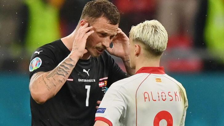 UEFA'dan Arnautovic'e bir maç ceza