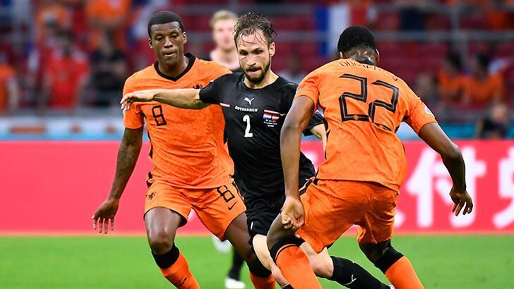 Hollanda - Avusturya: 2-0