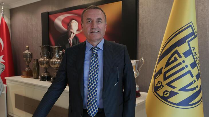 Ankaragücü'nde yeni yönetimin hedefi tekrar Süper Lig'e çıkmak