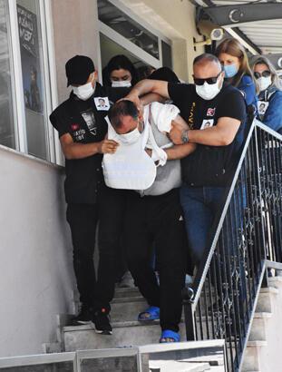 Bodrum'da polisin şehit edilmesinde 19 şüpheli adliyede