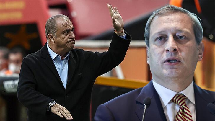 Son dakika - Galatasaray Başkanı Burak Elmas Fatih Terim'in dönüşünü açıkladı! Arda Turan...
