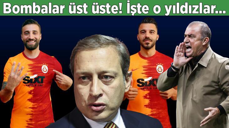 Son dakika Galatasaray haberleri - Fatih Terim geri döndü, bir transfer daha! İmzalar üst üste...