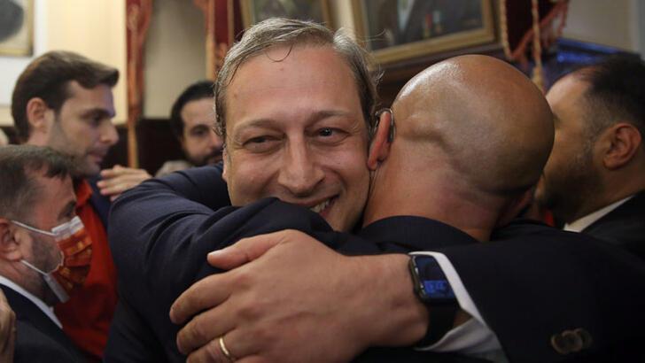 Galatasaray Başkanı Burak Elmas mazbatasını yarın alacak