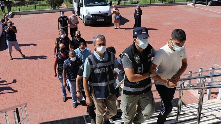 Botla Yunanistan'a kaçmaya çalışan FETÖ üyeleri yakalandı