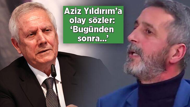 Son dakika haberi- Fenerbahçe eski Başkanı Aziz Yıldırım'ın olay Ali Koç sözlerine büyük tepki!