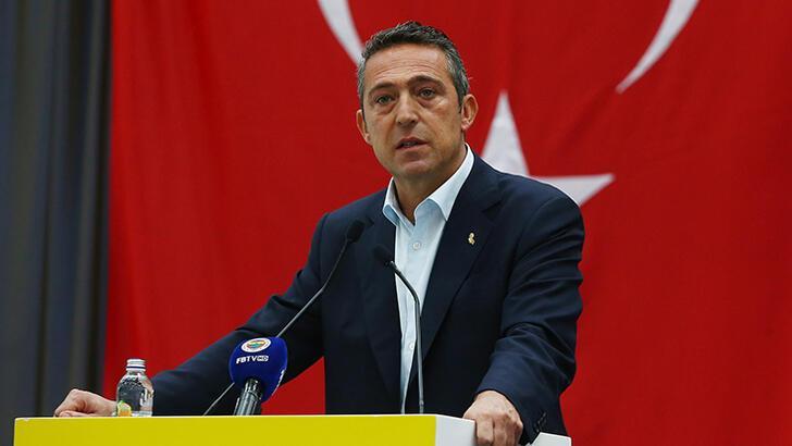 Son dakika - Fenerbahçe'de Ali Koç'un yönetim kurulu aday listesi belli oldu!