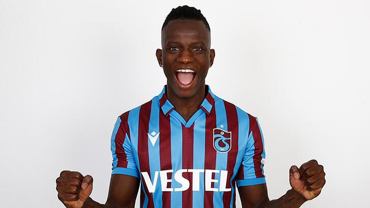 Son dakika - Trabzonspor'da Edgar'a yeni sözleşme