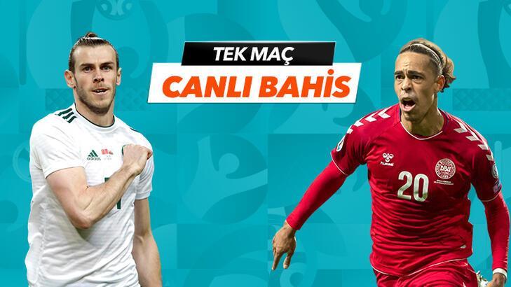 Galler - Danimarka maçıMisli.com'da