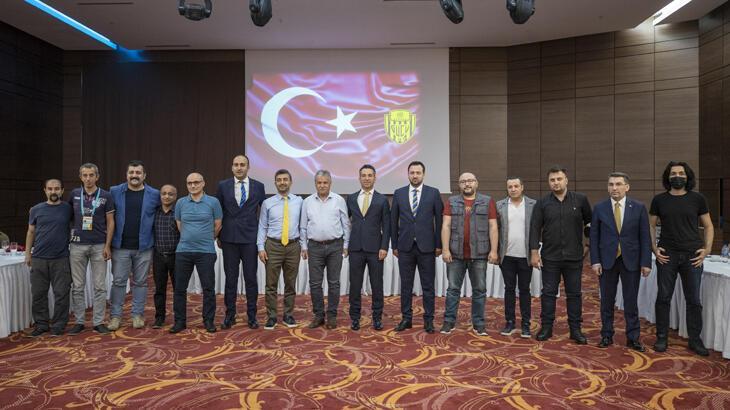 MKE Ankaragücü Başkan Yardımcısı Hakan Bilgin: Hedefimiz tekrar Süper Lig'e dönmek