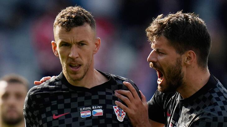 Perisic, İspanya maçında oynayamayacak
