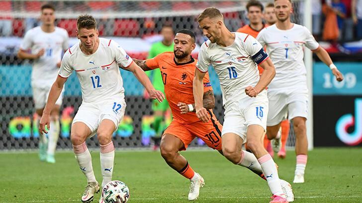 Hollanda - Çekya: 0-2