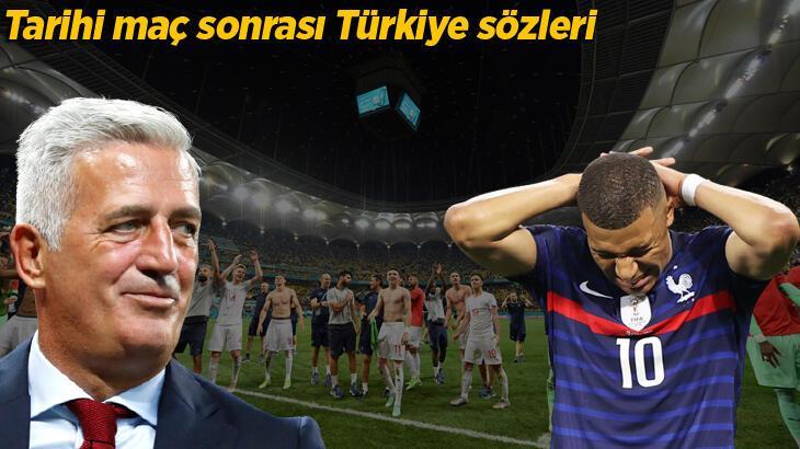 Fransa'da büyük yıkım! Tarihi maç sonunda Türkiye sözleri