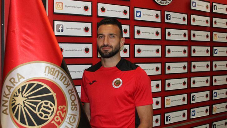 Son dakika - Gençlerbirliği, Mustafa Seyhan ile sözleşme yeniledi
