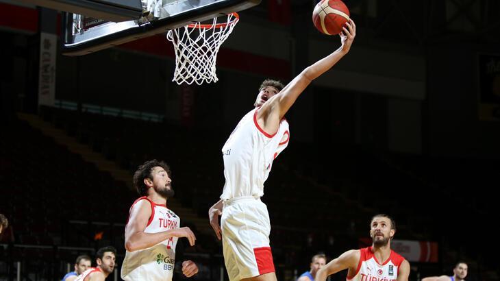 A Milli Erkek Basketbol Takımı, Yunanistan ile karşılaşacak