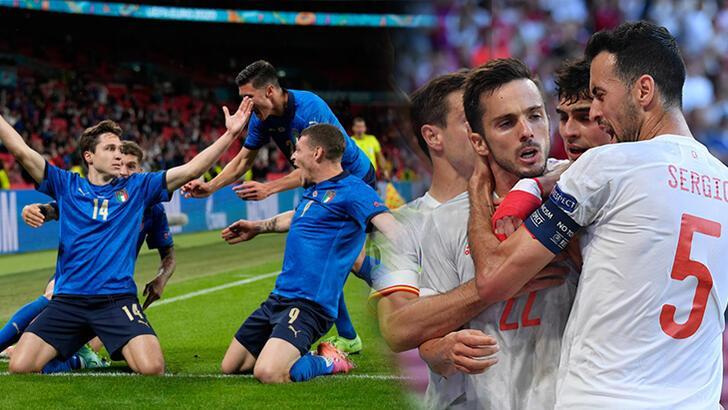 Son dakika - EURO 2020'de dev final: İtalya - İspanya