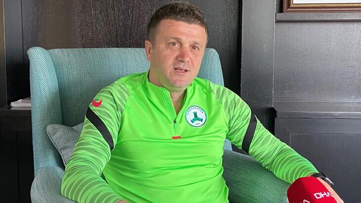 Hakan Keleş: 4 tane iyi Türk oyuncu almalıyız