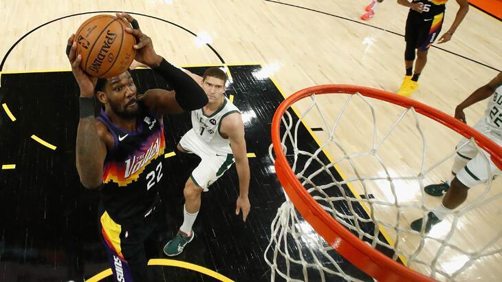 NBA'de final serisinin ilk maçında kazanan Phoenix Suns