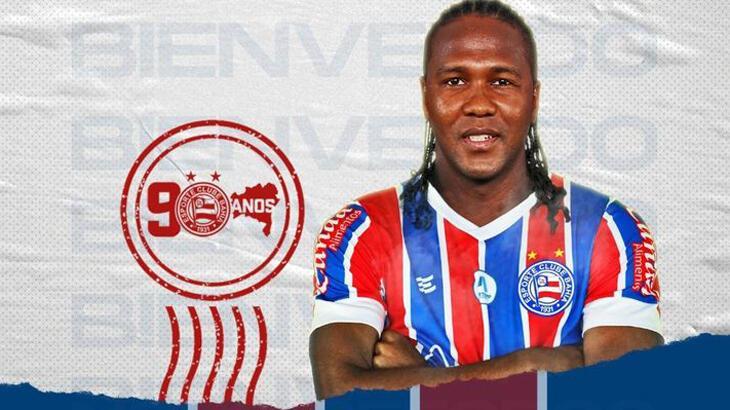 Son dakika haberi - Denizlispor'un eski yıldızı Hugo Rodallega'yı Bahia kaptı
