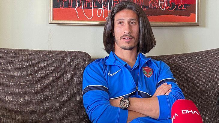 Hatayspor'un yeni transferi açıklamalarda bulundu