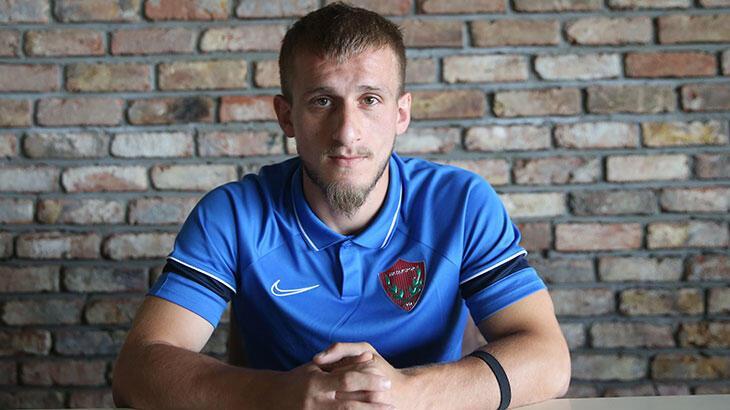 Hatayspor'un yeni transferi Osman Şahin açıklamalarda bulundu