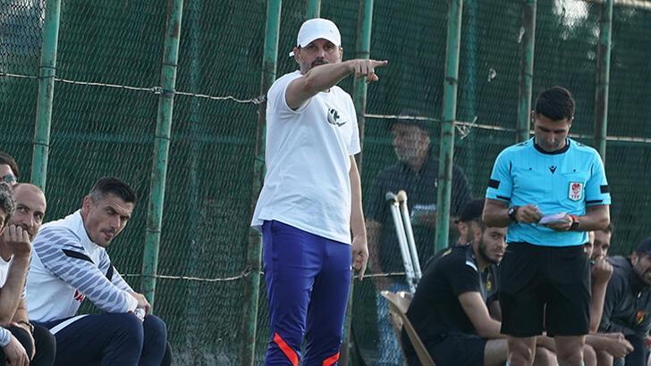 Gaziantep FK ilk hazırlık maçında müthiş geri dönüş!